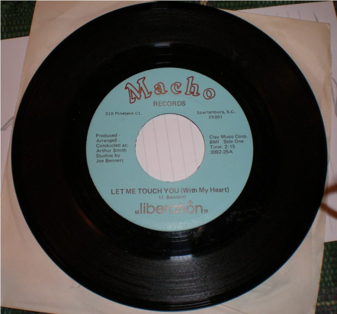 liberation's record